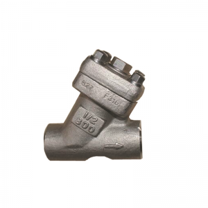 1/2'' 800LB ASTM A182-F316 socket weld connection Y type strainer