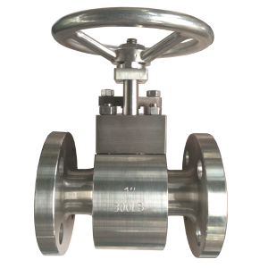 1'' 300LB A182 F316H  handle wheel gate valve
