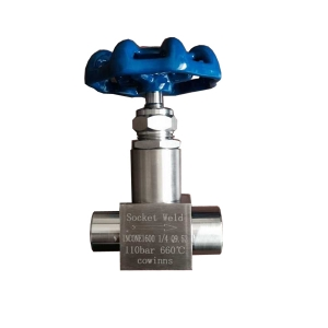 1/4'' INCONEL 600 SW ends 110bar needle valve