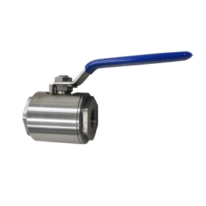 3/4'' 800LB  F304  PTFE seat NPT full port floating level operated ball valve