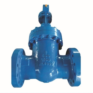 8'' ASTM A216 WCB 600LB RF handle wheel gate valve