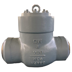 WC6 High temperature high pressure seal BW check valve