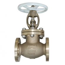 China 2'' C95800 150LB FF handle wheel globe valve factory