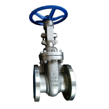 China 4'' A351 CN7M 150LB RF gate valve factory