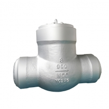 8'' 900LB WC6 High temperature high pressure seal BW check valve
