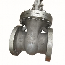 China 8'' A351 CF10M 300LB RF hand wheel gate valve factory