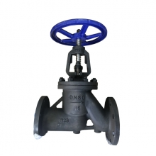 DN80 PN 16 WCB RF manual Antibiotic stop valve