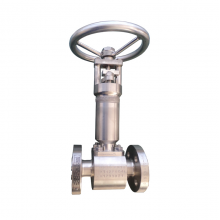 Handle wheel operated DN15 PN16 ASTM B182 F904L forged hard face seat  RF connection bellow sealed globe valve