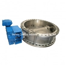 stainess steel butterfly valve